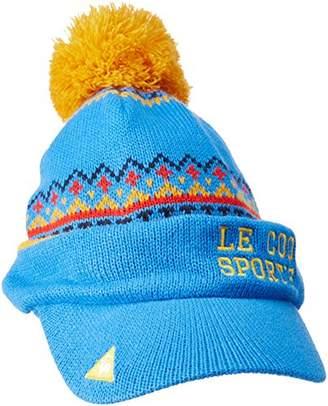 Le Coq Sportif (ル コック スポルティフ) - (ルコックスポルティフゴルフ) Le Coq Sportif/Golf Collection レディス ゴルフ 帽子 QGL0359CP B445 B445ビビッドブルー F