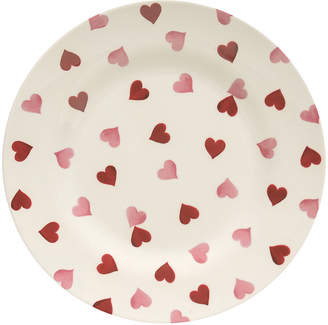 Emma Bridgewater Pink Hearts Melamine Plate