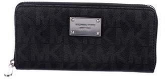Michael Kors Jet Set Zip-Around Wallet