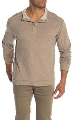 Jeremiah Mitch Double Face Mock Neck Sweater