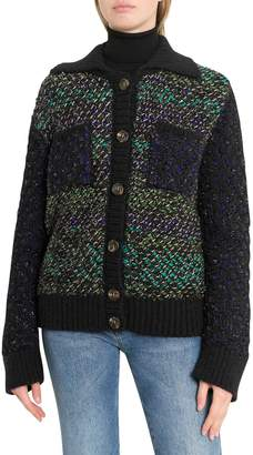 M Missoni Short Knitted Jacket