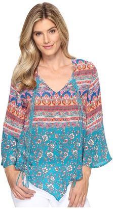 Tolani - Ariya Blouse Women's Blouse $185 thestylecure.com