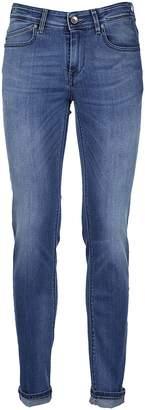 Re-Hash Straight Leg Jeans