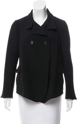 Marni Double-Breasted Wool Jacket