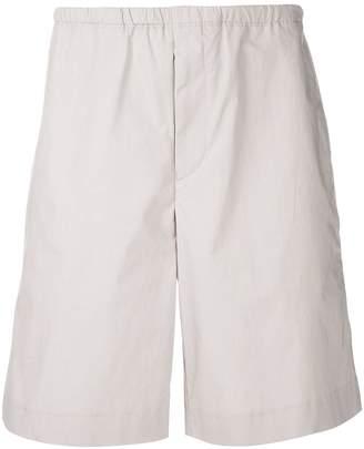 Acne Studios classic deck shorts beige