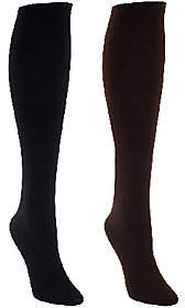 Legacy Set of 2 Reversible Tights with ControlTop