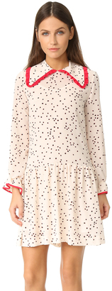 Paul Smith Dot Dress $450 thestylecure.com