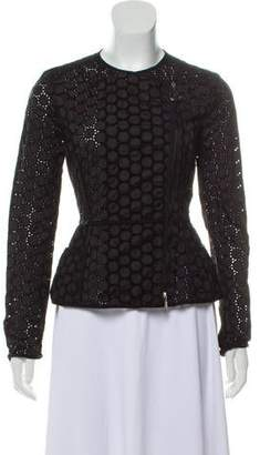 Moncler Broderie Anglaise Jacket