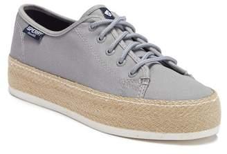 Sperry Sky Sail Jute Wrap Platform Sneaker