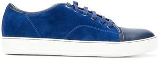 Lanvin toe-capped sneakers