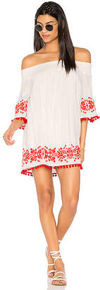 Show Me Your Mumu x REVOLVE Presley Tunic Dress in Red $158 thestylecure.com