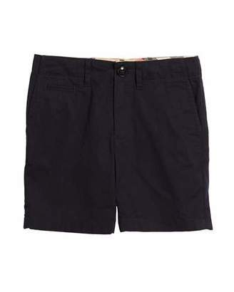 Burberry Tristen Lightweight Chino Shorts, Size 4-14