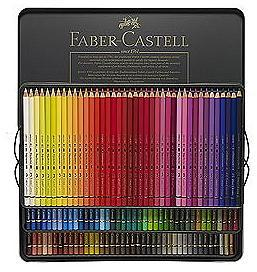 Colored Pencils Polychromal (Set of 120)