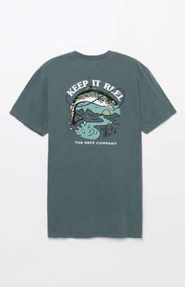 Neff Keep It Reel Pigment T-Shirt