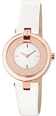 Breil Milano lady watch ogy IP pink gold case 30 mm