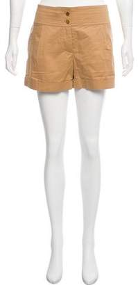 Tory Burch Mid-Rise Tailored Short