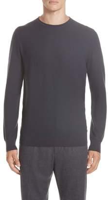 Ermenegildo Zegna Crewneck Wool Sweater
