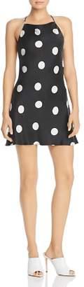 Bec & Bridge Mamita Dot Slip Dress