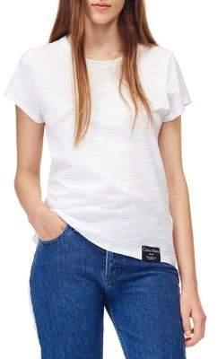 Calvin Klein Jeans Slub Cotton Tee