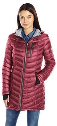 Halifax Traders Women's Charlotte Water Resistant Lightweight Down Jacket