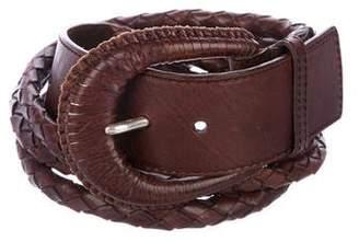MICHAEL Michael Kors Oversize Braided Belt