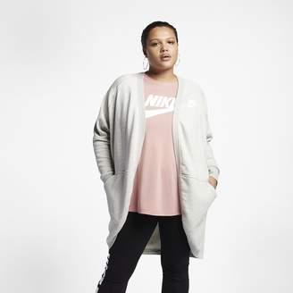 2ef766d96e2 ... Nike Sportswear Rally Women s Cardigan (Plus Size)
