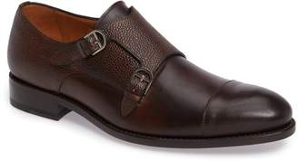 Mezlan IMPRONTA by G109 Double Monk Strap Shoe