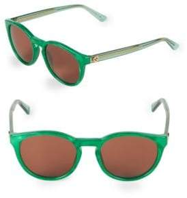 Gucci 50MM Cat-Eye Sunglasses