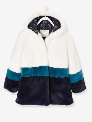 b70a35def46c Girls Faux Fur Hooded Coat - ShopStyle UK