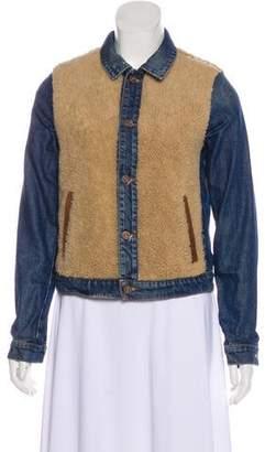 Mother Casual Denim Jacket
