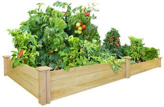 Greenes Fence 8 ft x 4 ft Cedar Raised Garden