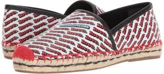 Marc Jacobs Love Sienna Flat Espadrille Women's Shoes