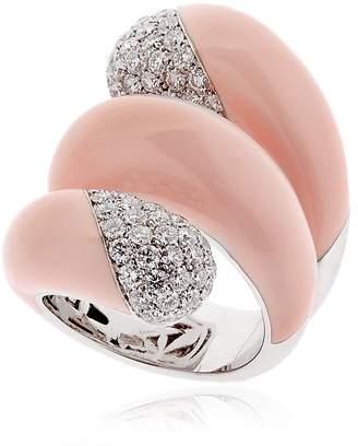 Vennari Setipenti White Gold & Diamond Ring