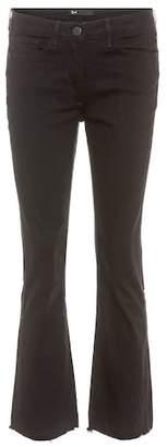 3x1 W25 Mid Rise Crop jeans
