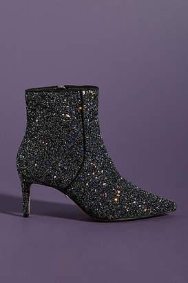 Schutz Glitter Ankle Boots