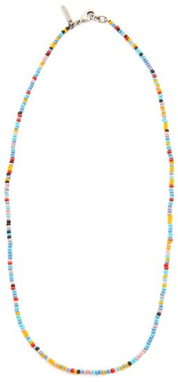 Paul Smith Paul Smith Rainbow Bead Necklace