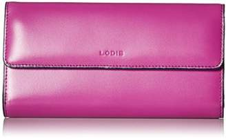 Lodis Women's Audrey Rfid Wallet Checkbook Cover