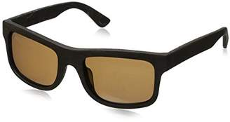Hang Ten Gold HT Classic HTG1024 C3 Polarized Rectangular Sunglasses