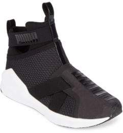 Puma Fierce Strap Signature High-Top Sneakers