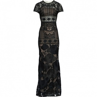 Marchesa Black Polyester Dresses