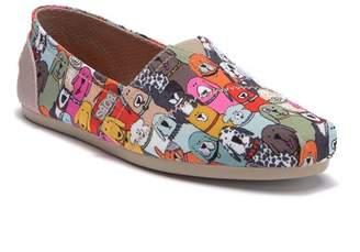 Skechers Bobs Plush Wag Party Slip-On Sneaker