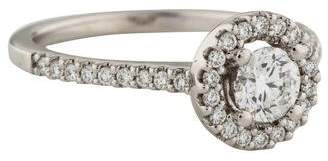 Co Gabriel & 14K Diamond Engagement Ring
