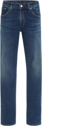 Citizens of Humanity Graduate Mid-Rise Skinny Jeans