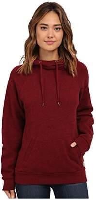 Obey Women's Jackson Pullover Hoodie Sweatshirt SM