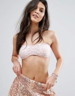 Rip Curl Animalia Bandeau Bikini Top