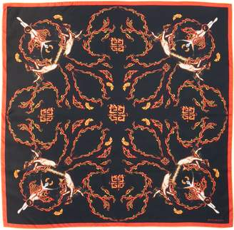 Givenchy Virgo Silk Scarf