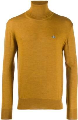 Vivienne Westwood roll neck knit sweater