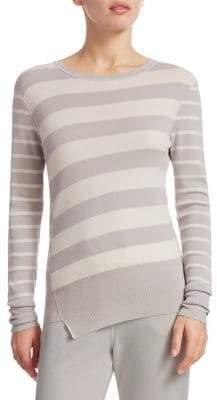 Loro Piana Striped Cashmere Pullover