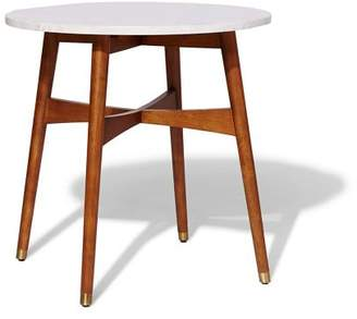 west elm Reeve Mid-Century Round Dining Table
