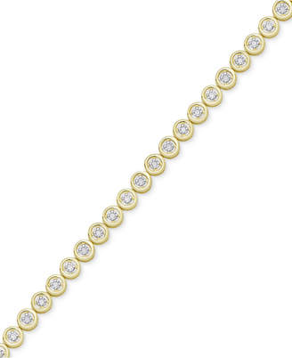 Townsend Victoria Diamond Circle Link Bracelet (1/4 ct. t.w.)